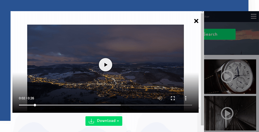Stocknation 3.0 Review + Discount Coupon + Features & Benefits + Pros & Cons + OTOs + 25,000+ Stock Videos with an Inbuilt Video Editor